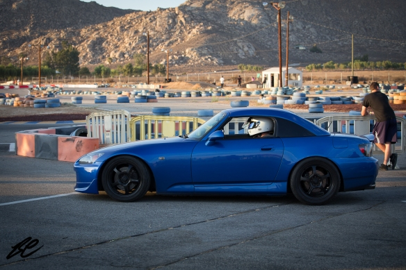 You have no idea how much I love Laguna Blue Honda S2000s. I couldn't keep my eyes off this car during the whole event.