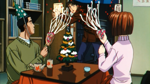 Takumi's Surprise Christmas